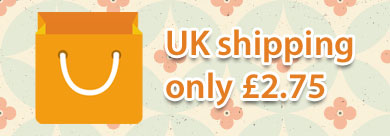 Uk Shipping only £2.75