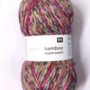 Rico Bamboo pinks