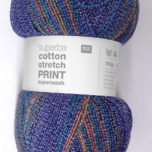 rico cotton blue